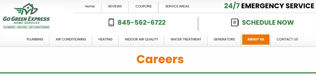 Go Green Express Home Services